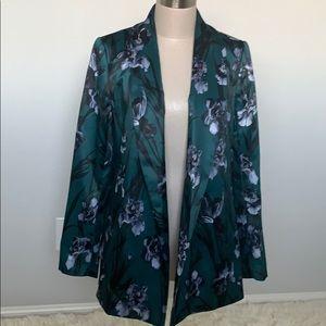 HNM floral blazer
